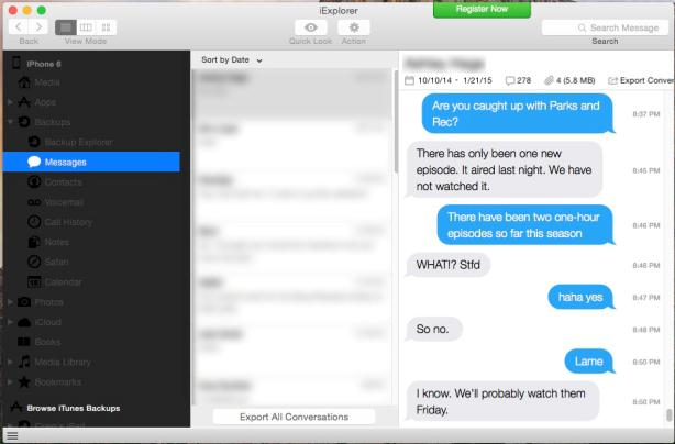 Best Way to track text messages on another phone