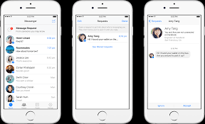 Tracking messages on iOS or iPhone device