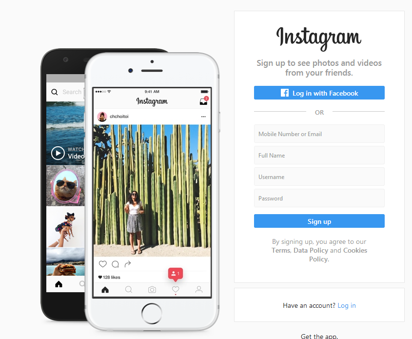 Way 2: Hack Someone's Instagram without Their Password Using options available on Instagram