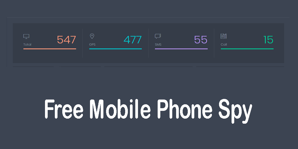 FreePhoneSpy Tracking Apps for Tracking Your Boyfriend's Phone