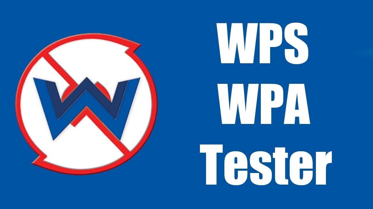 #1 WPS WPA Tester