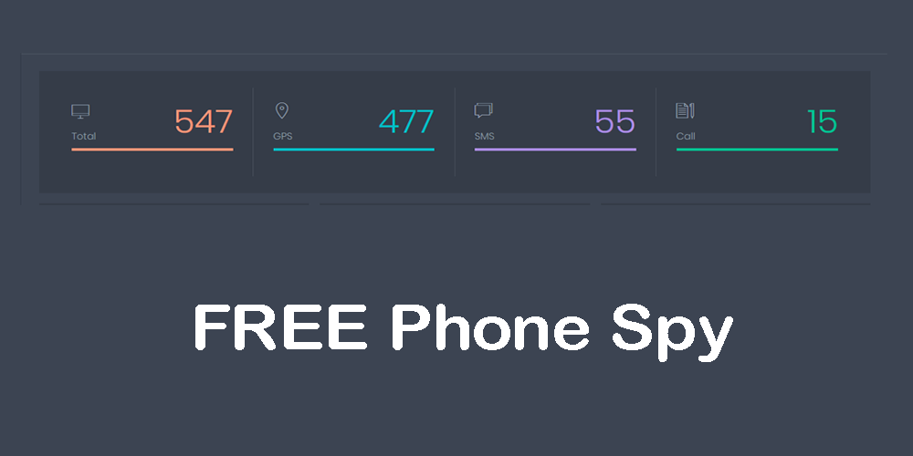 #2 Spy on iPhone without Installing Software Using FreePhoneSpy App