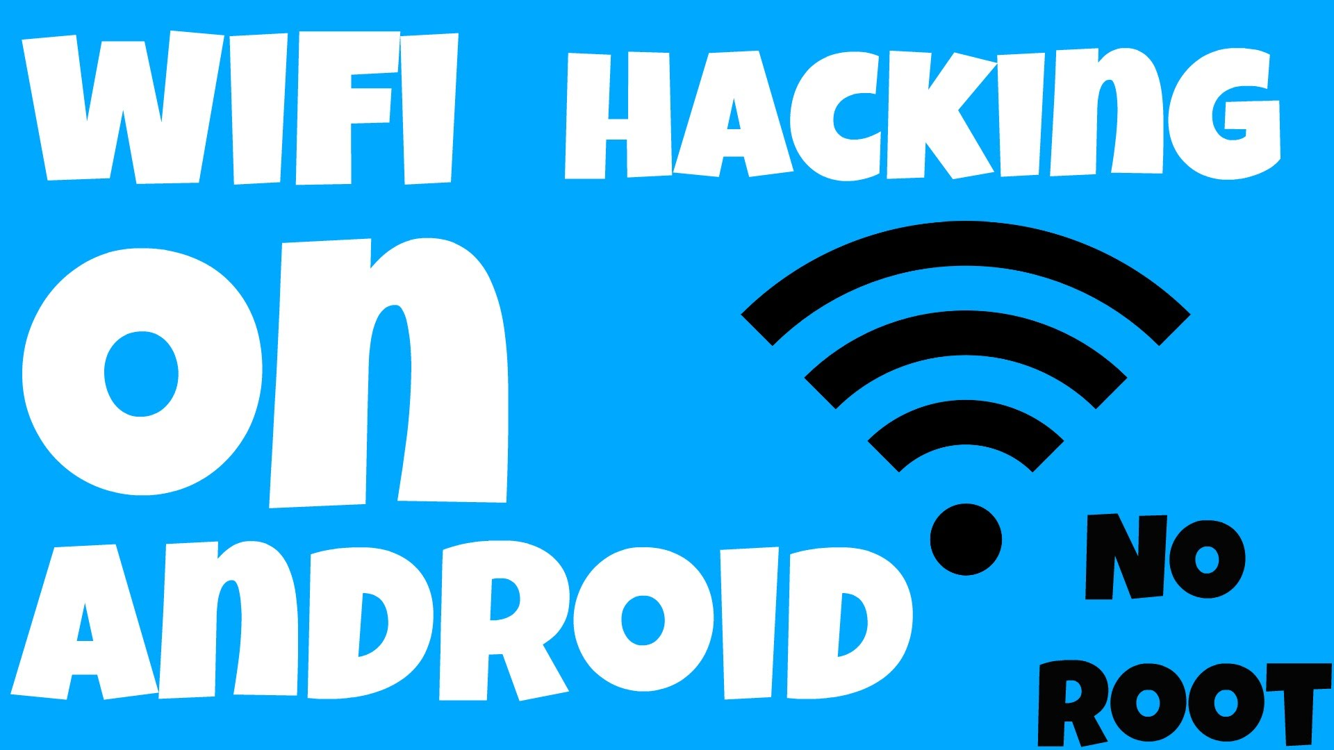 wifi hack without root android mobile