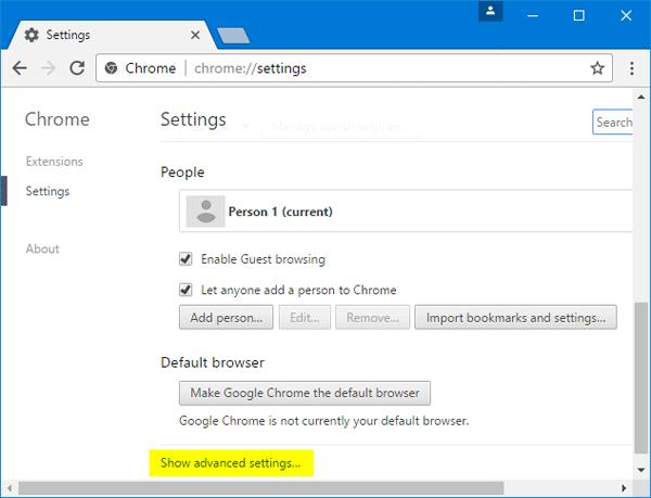 Way 1: Crack Gmail Password Using Browser