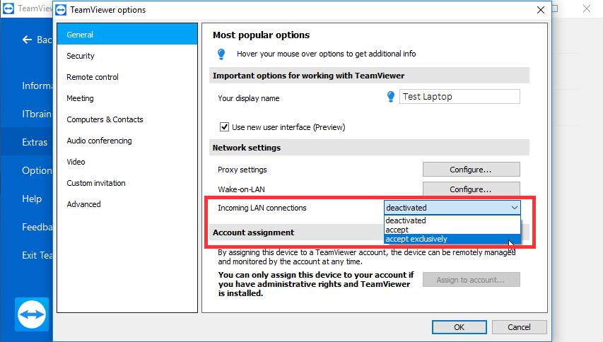 Method 3: Using TeamViewer App