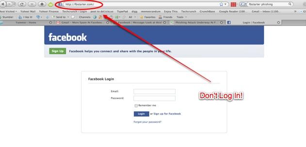 Way 4: Hack Facebook With Phishing