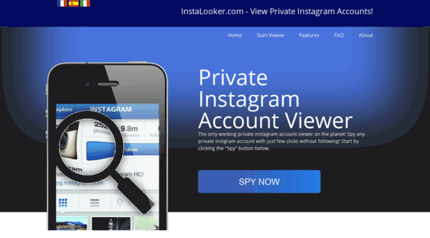 #3 Use online way to hack Instagram account
