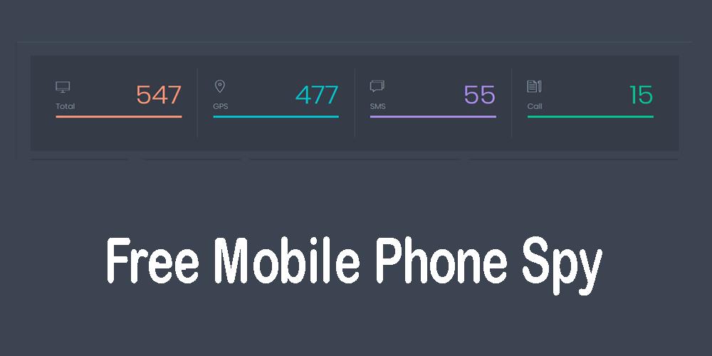 #1 The FreePhoneSpy application