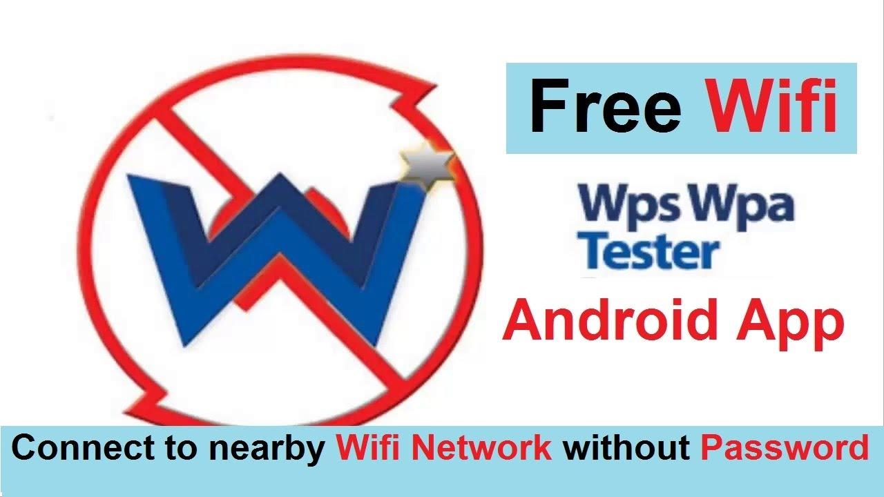 #2 By using WiFi WPS WPA tester