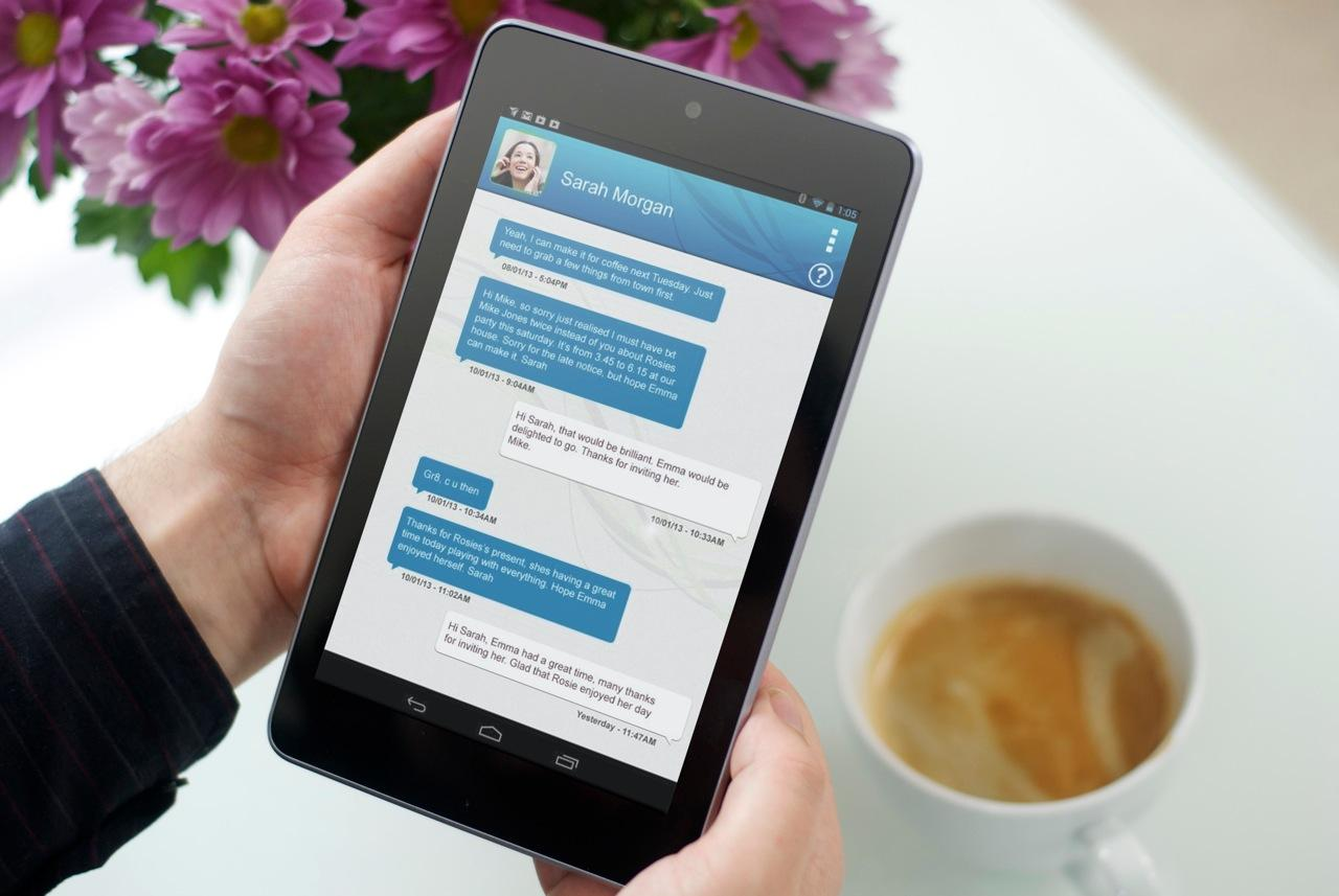 Part 4: How you can read your own text messages online