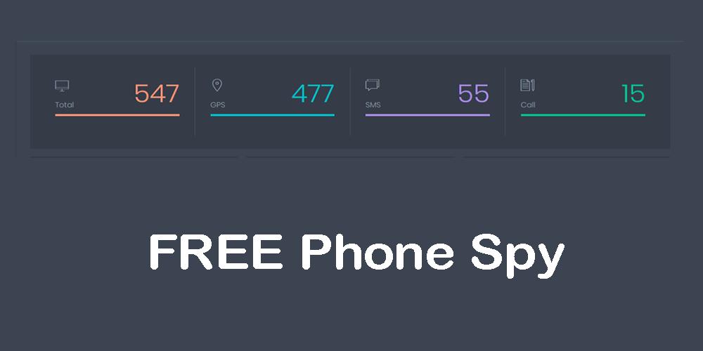 FreePhoneSpy App for Employee Monitoring